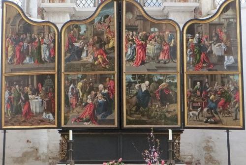 Retable d'Anvers Eglise saint Mare de Lübeck.jpg