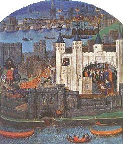 Charles d'Orléans ; Tour de Londres.JPG