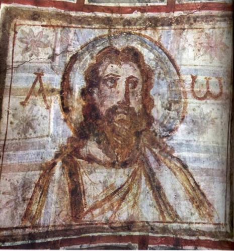 Christ, catacombes, Rome, 4e s..jpg