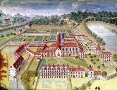 General-View-of-the-Abbey-from--l-Abbaye-de-Port-Royal--c-1710-Louise-Madelaine-Cochin-303016.jpg