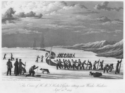 expédition en arctique en 1819.jpg