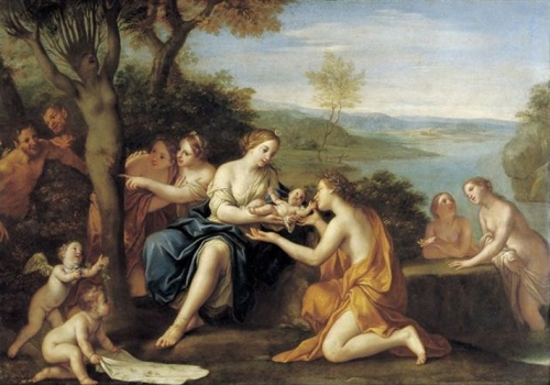 'Birth_of_Adonis',_oil_on_copper_painting_by_Marcantonio_Franceschini,_c._1685-90,_Staatliche_Kunstsammlungen,_Dresden.jpg