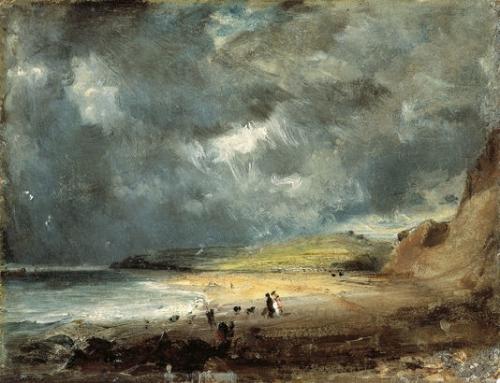 la baie de Weymoth à l'approche de l'orage.jpg