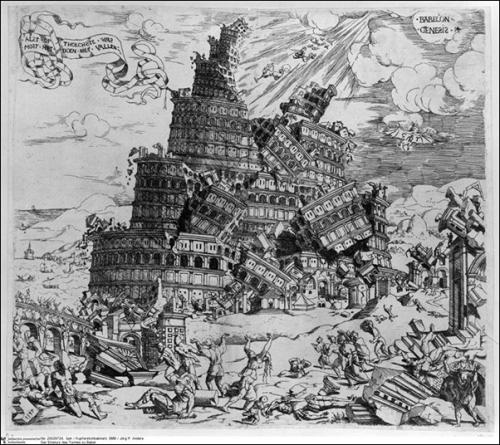 Cornelis Anthonisz La destruction de la Tour de Babel (1)_thumb.jpg