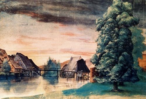 DURER-Albrecht-Thewillowmill-1496-98-Watercolourandgouacheonpaper-25,1x36,7cm-BibliothequeNale-Paris.jpg